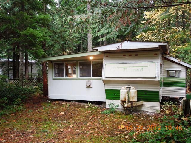 Travel Trailer With Addition Travel Trailer Love Pinterest Tiny Houses And House