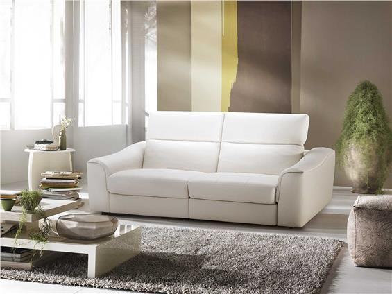 Natuzzi Sofas Attesa 2827 Sofa Leather Sofa Furniture