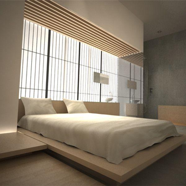 modern japanese bedroom | design ideas 2017-2018 | pinterest