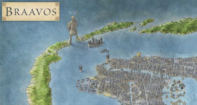 Fantasy Job Making Maps For A Game Of Thrones HERE Game - Make map us