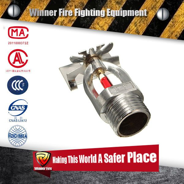 Ul Fm Approved Sprinkler Water Curtain Nozzle Fire Fighting
