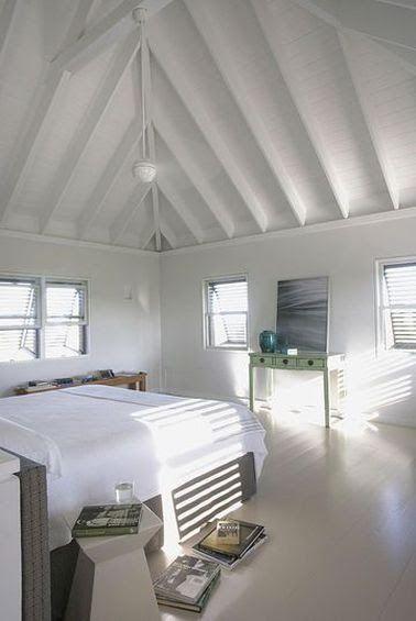 10 Déco chambres avec poutres apparentes very charmantes | Veggie ...