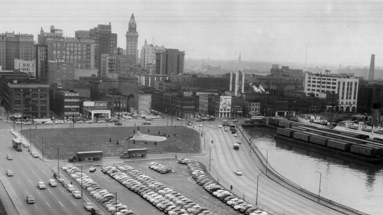 Disappearing Baltimore 100 images you'll never see again