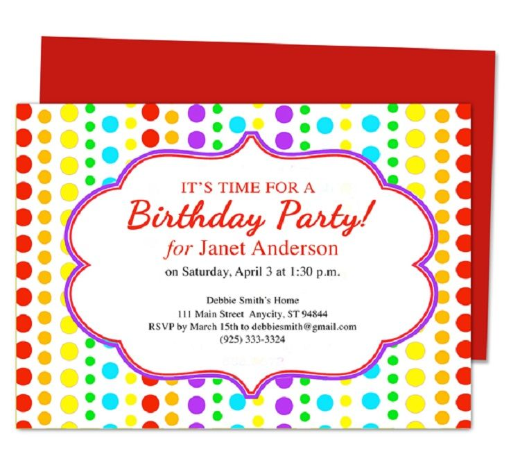 Pin By Velova Secunda On Party Ideas Pinterest Party Invitations