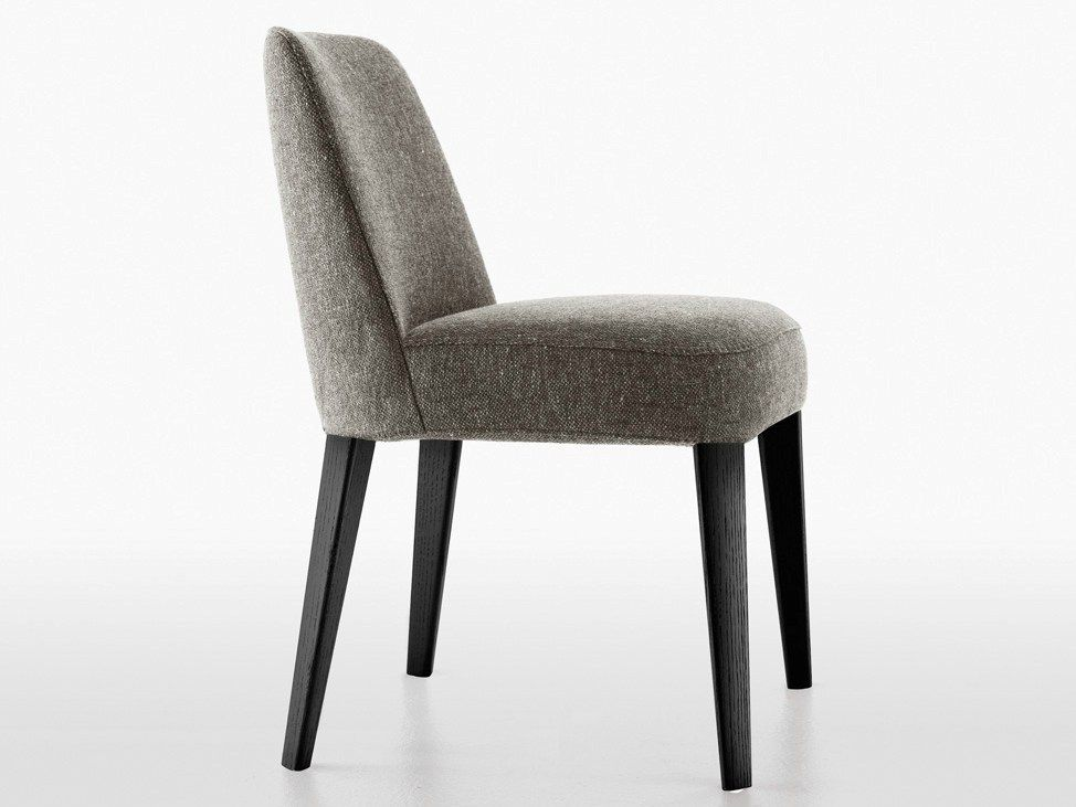 Download The Catalogue And Request Prices Of Febo Chair By Maxalto Upholstered Fabric Furniture Dining Chairs Dining Chair Design Upholstered Chairs Fabric