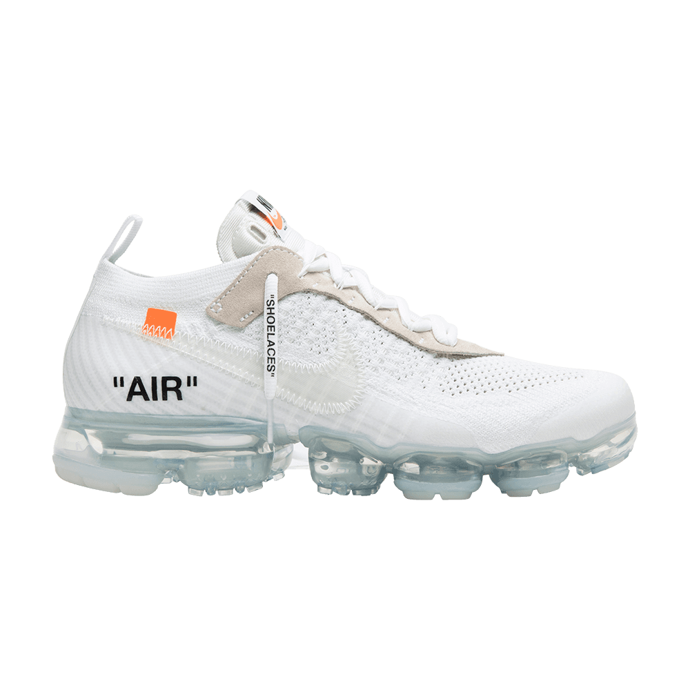 cheap for discount 6f9d0 ade94 Buy and sell OFF-WHITE x Air VaporMax  Part 2  - Nike on GOAT. We guarantee  authenticity on every sneaker purchase or your money back.