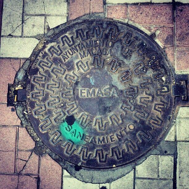 #emasa #alcantarilla #registro #malaga - @prbacterius   Instagram