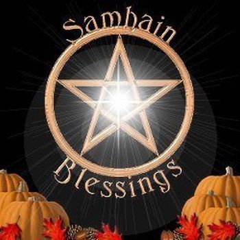 Happy Samhain - PaganSpace net The Social Network for the Occult