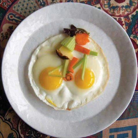 Desayuno energetico para ciclistas