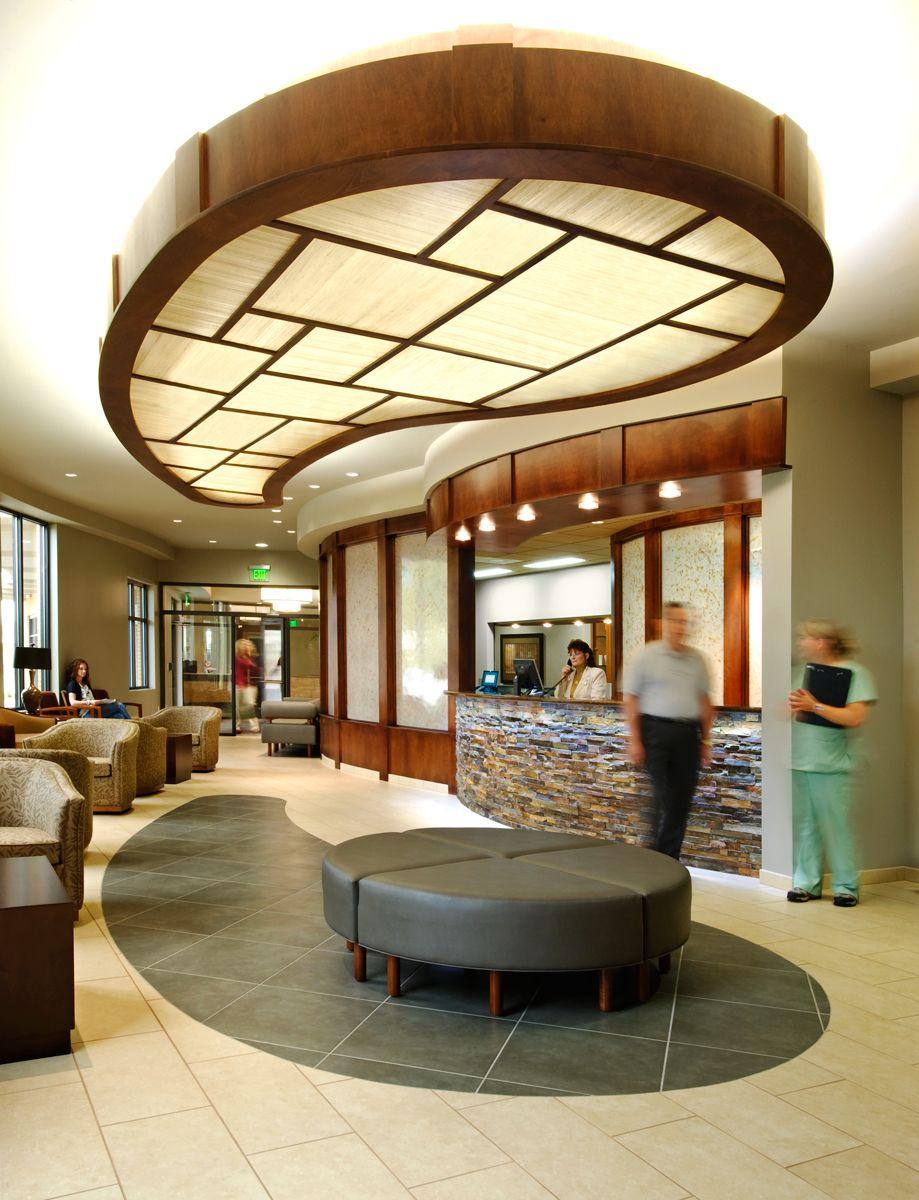 Hospital Room Interior Design: Carolina Dermatology Of Greenville. #officedecor Interior
