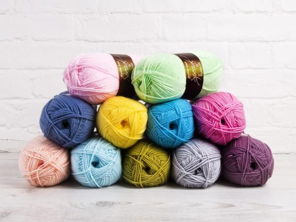 Patchwork Colour Pack - Stylecraft Special DK