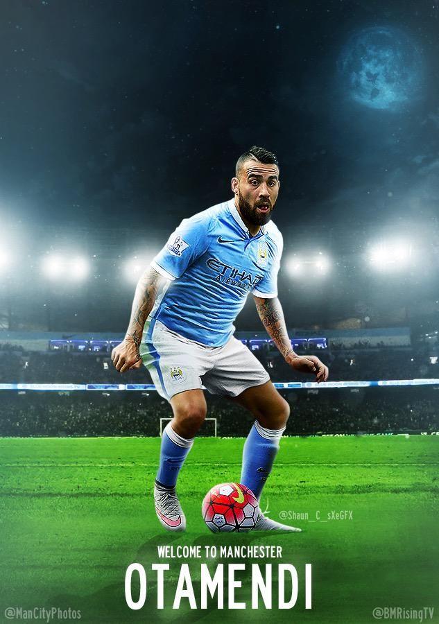 b24afba7a Otamendi Manchester City Manchester City