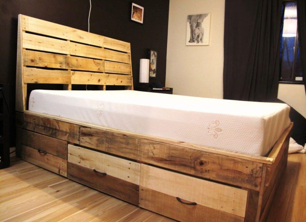Diy Twin Platform Bed With Storage Facebook Twitter Google+ ...