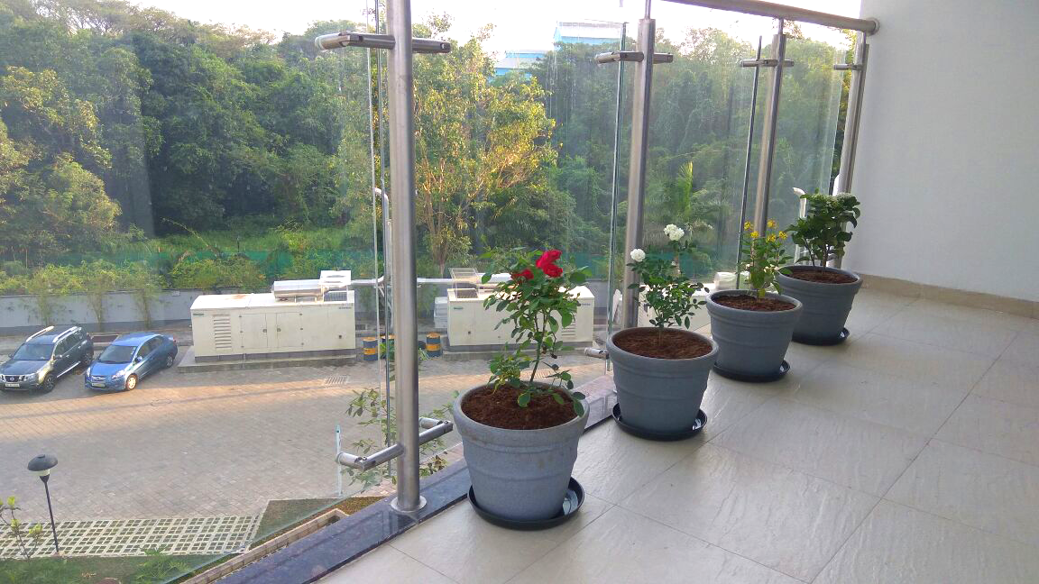 Image result for indoor gardens at work