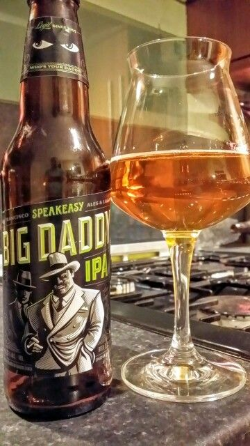 Speakeasy Big Daddy IPA. Watch the video beer review here…