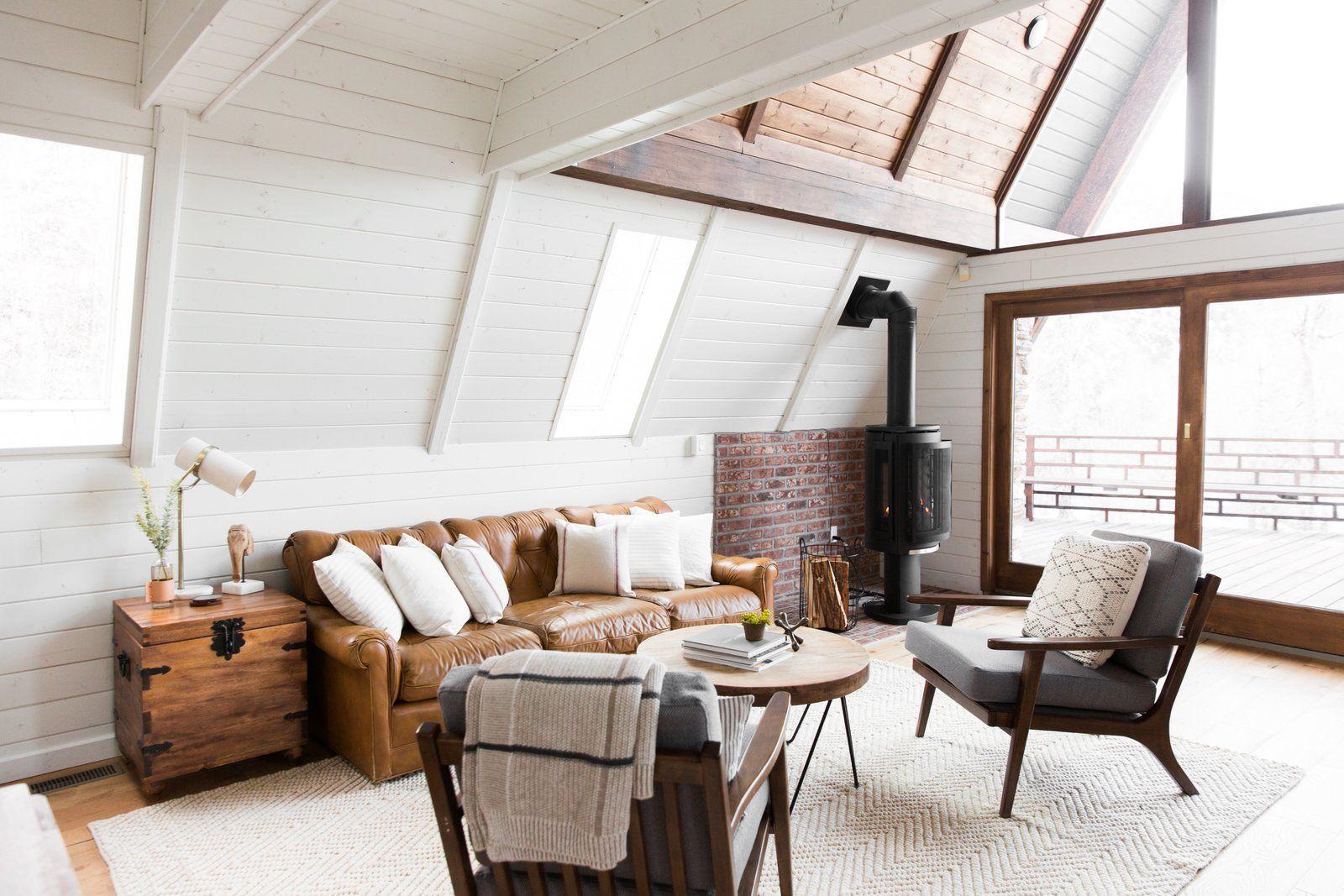 Tagged Living Room Table Lighting Medium Hardwood