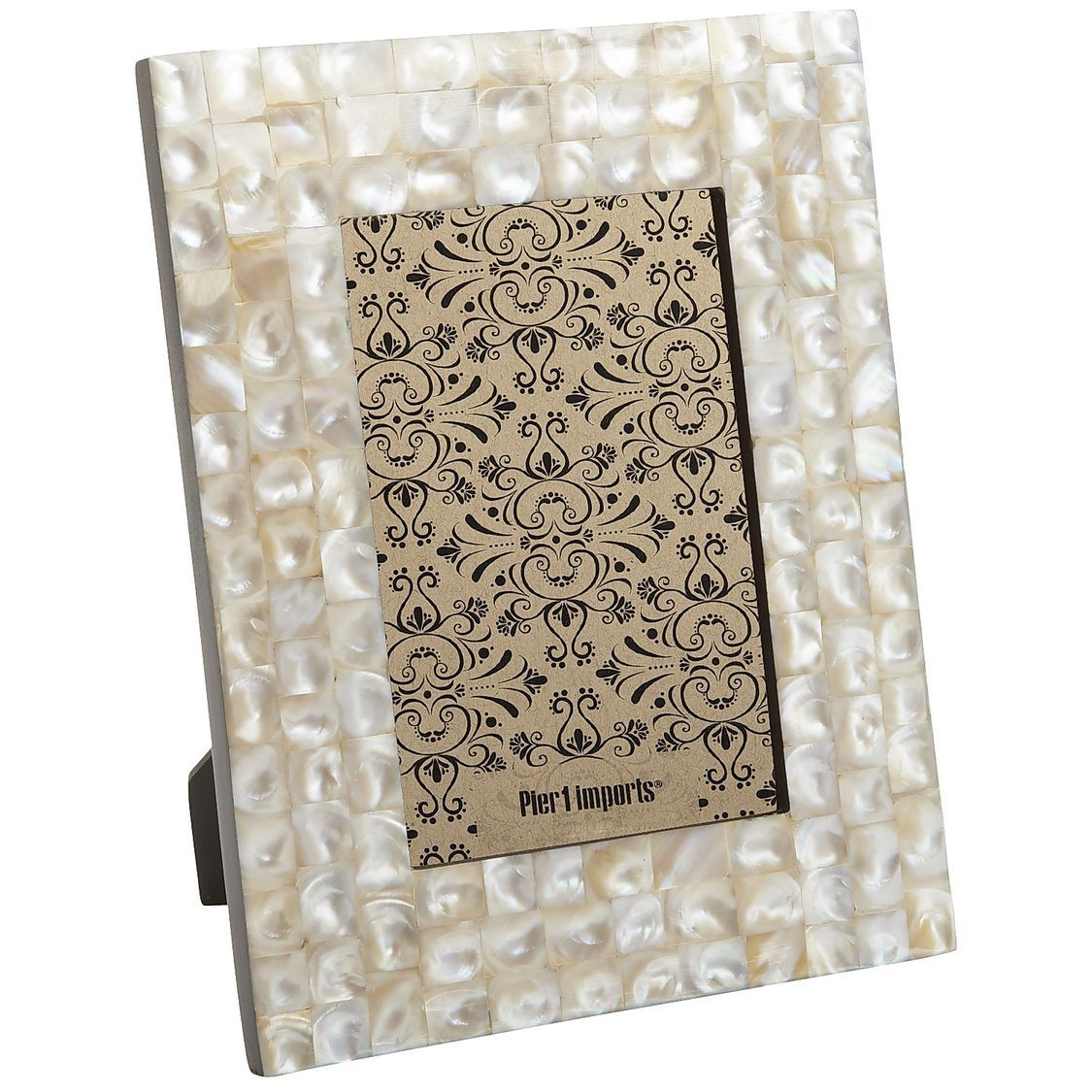 Mother-of-Pearl Frame - 4x6   Pier 1 Imports   Mother of Pearl ...