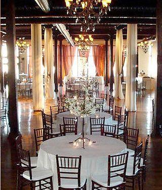 The Phoenix Ballroom Waco Texas Wedding Venue