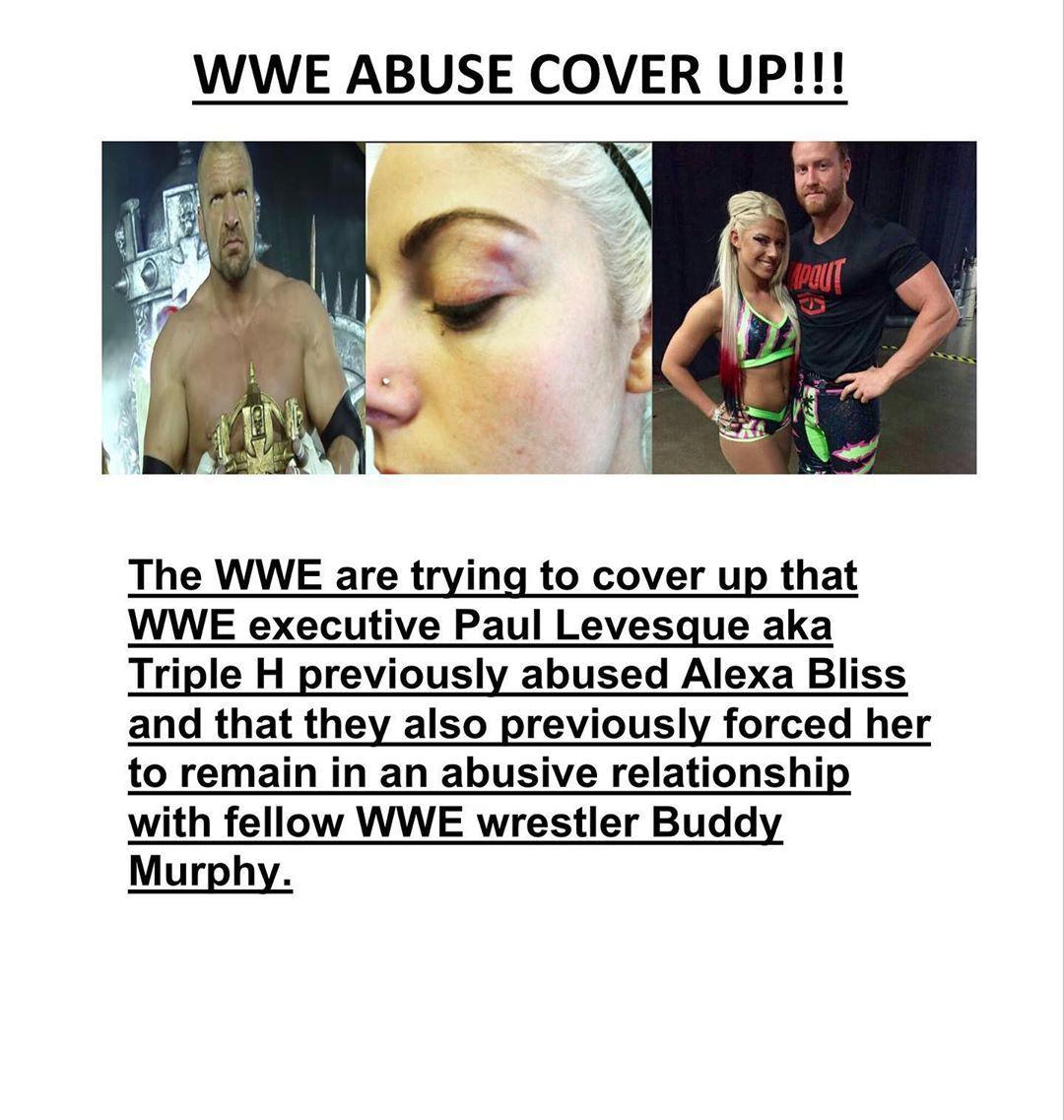 #WWE #smackdown #wweraw #wwenxt #wwebackstage #wweuniverse #wrestling #wwenews #NXTTakeover #NXTTakeoverInYourHouse #InYourHouse  #news #break #breaking #breakingnews #viral #metoo #WrestlingCommunity #instadaily #instagood #insta #thursday #tv #television #instagram #wwenews #wwebacklash #wrestlingnews #sport #alexabliss #boycottwwe