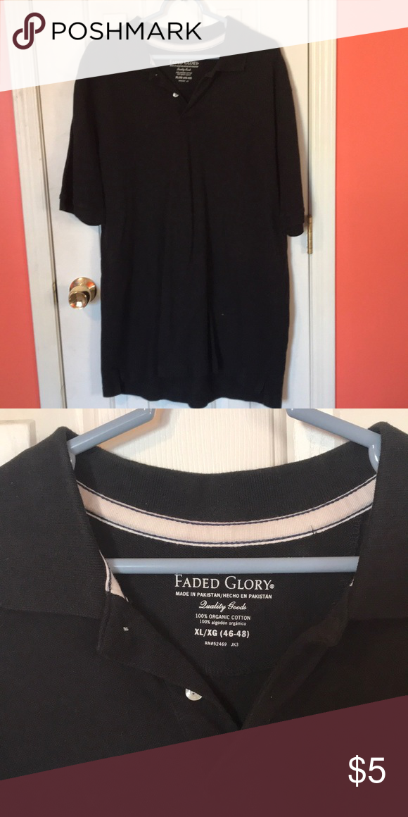 Who makes faded glory brand clothes?