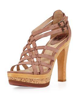supply sale online Frye Kara Platform Sandals official cheap price cheap online store Manchester footlocker cheap price buy cheap best place W0fG00