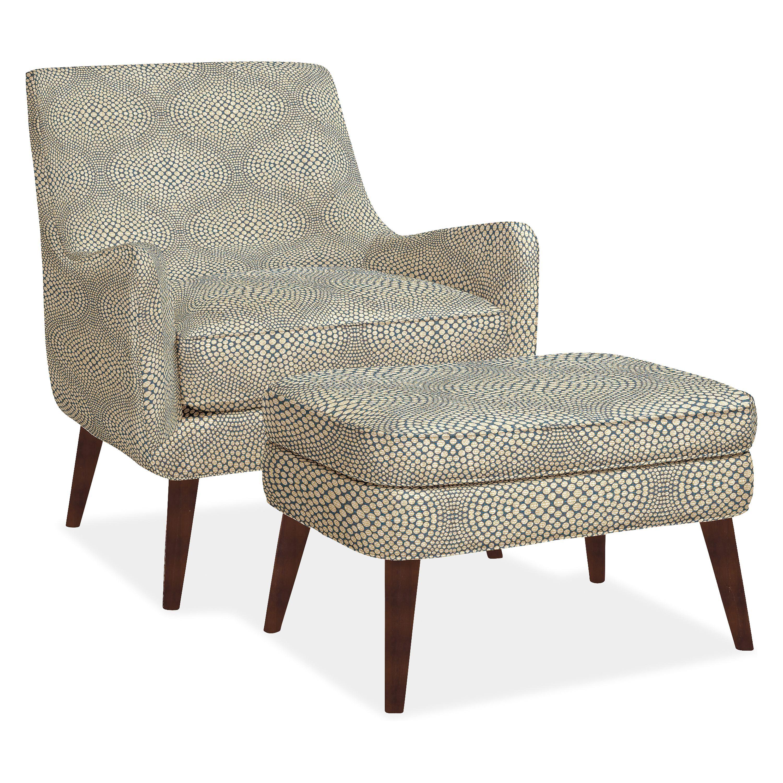 Room Board Quinn Chair Ottoman