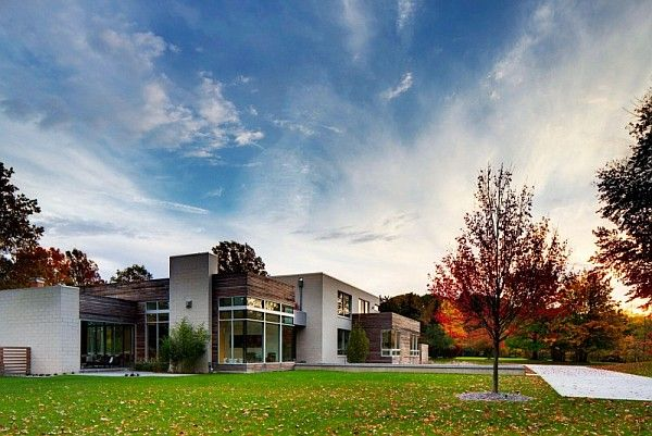 Contemporary Homes Ohio