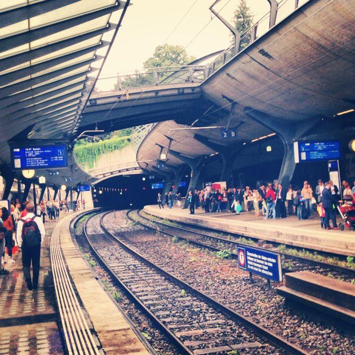 Bahnhof Zürich Stadelhofen in Zürich, Zürich