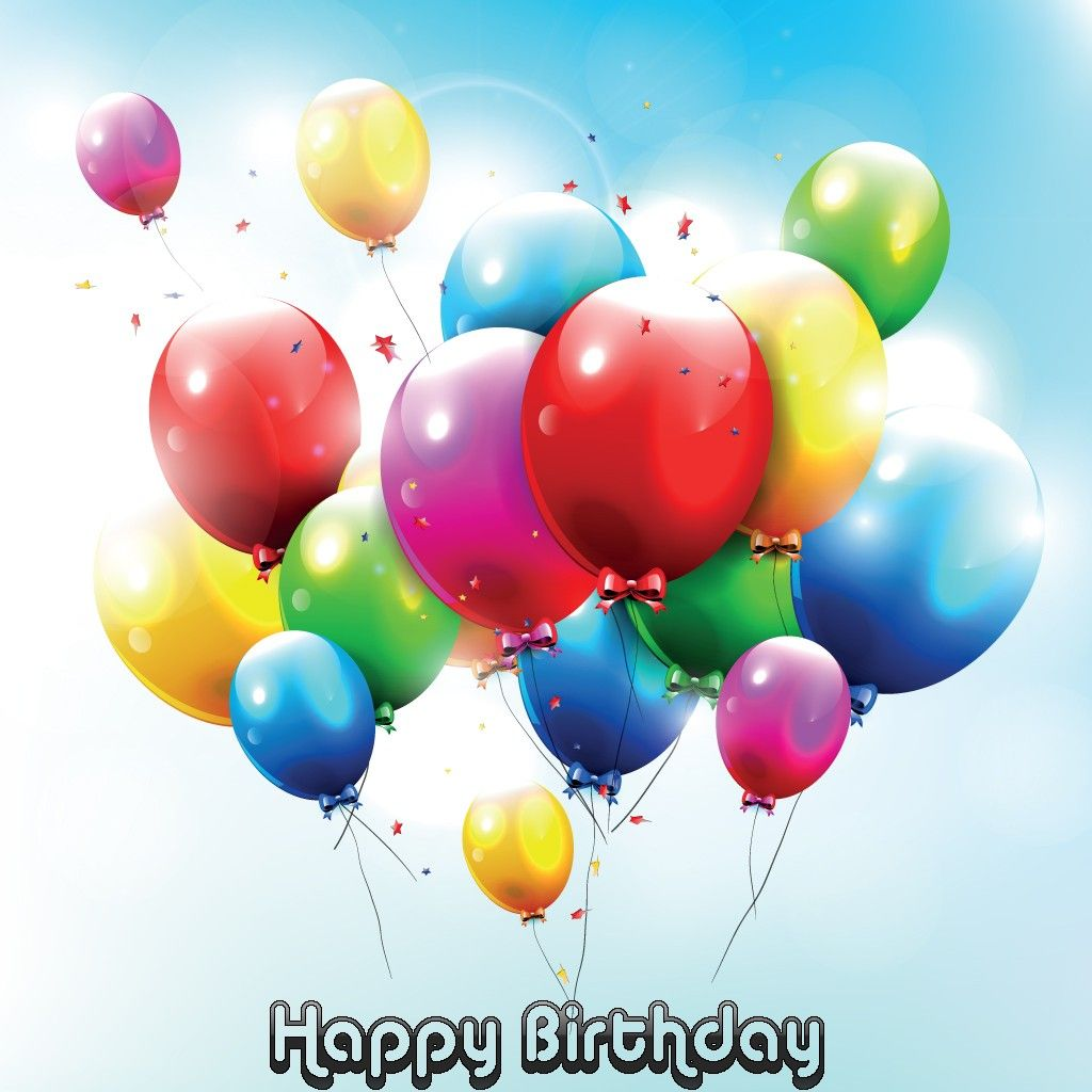 Happy birthday quotes on free greeting cards happy happy birthday quotes on free greeting cards happy birthday balloons with kristyandbryce Choice Image
