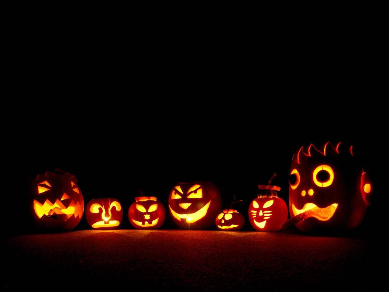 Nice Free Animated Halloween Desktop Wallpaper | WALLPAPERBOX