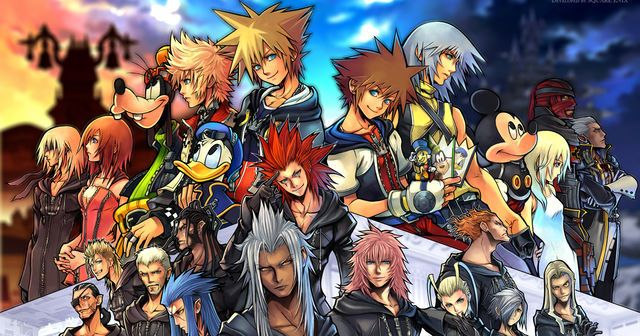 What Kingdom Hearts Character Are You Kingdom Hearts Characters Kingdom Hearts Wallpaper Kingdom Hearts Ii
