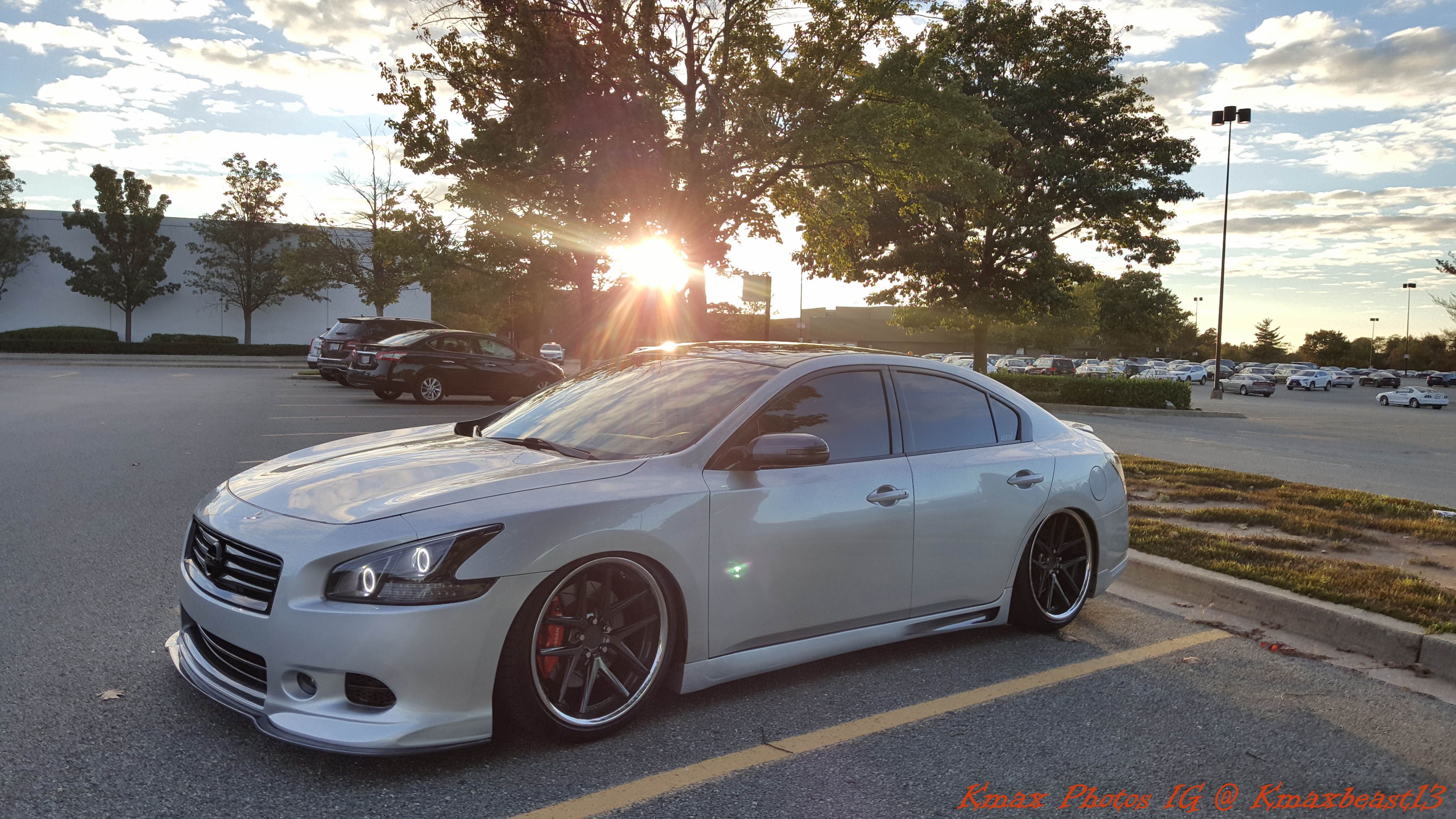 Pin by CarNewsMag com on Kyle's 7th Gen Maxima | Nissan