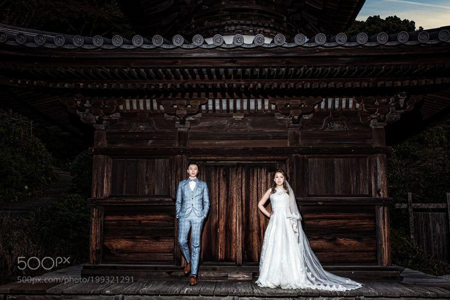 和歌山婚紗攝影 Wakayama Pre-wedding by okringo