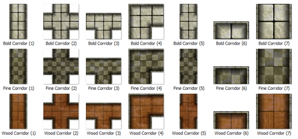 image about Dungeons and Dragons Tiles Printable referred to as Residing Dungeon Tile Fixed Pdf By means of Challenging 77 Kickstarter