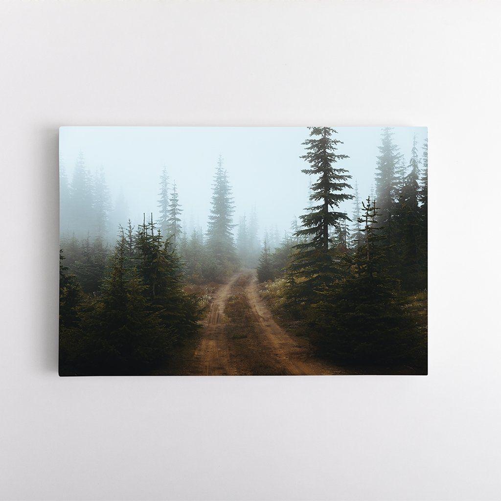 Mystical Forest - 18 x 12