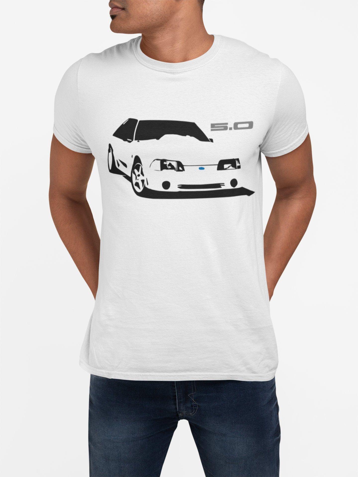 80s Mustang 5.0 Foxbody Unisex Hoodie