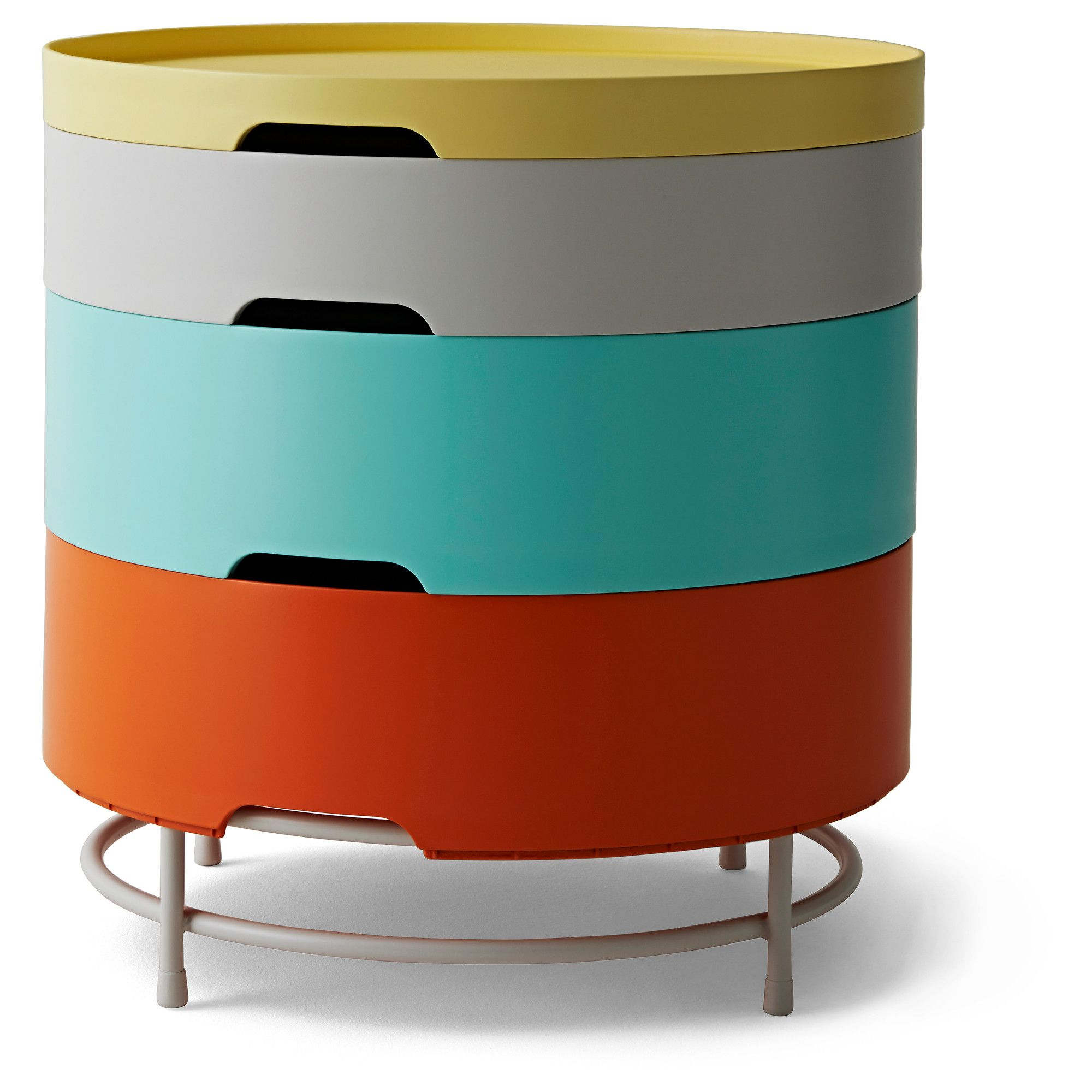 IKEA PS 2014 Storage table - multicolor - IKEA | Decore Galore ...