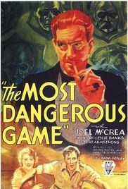Watch The Most Dangerous Game Full-Movie Streaming