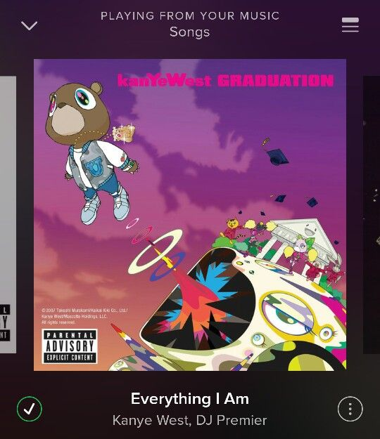 Everything I Am Kanye West Music Album Cover Album Covers