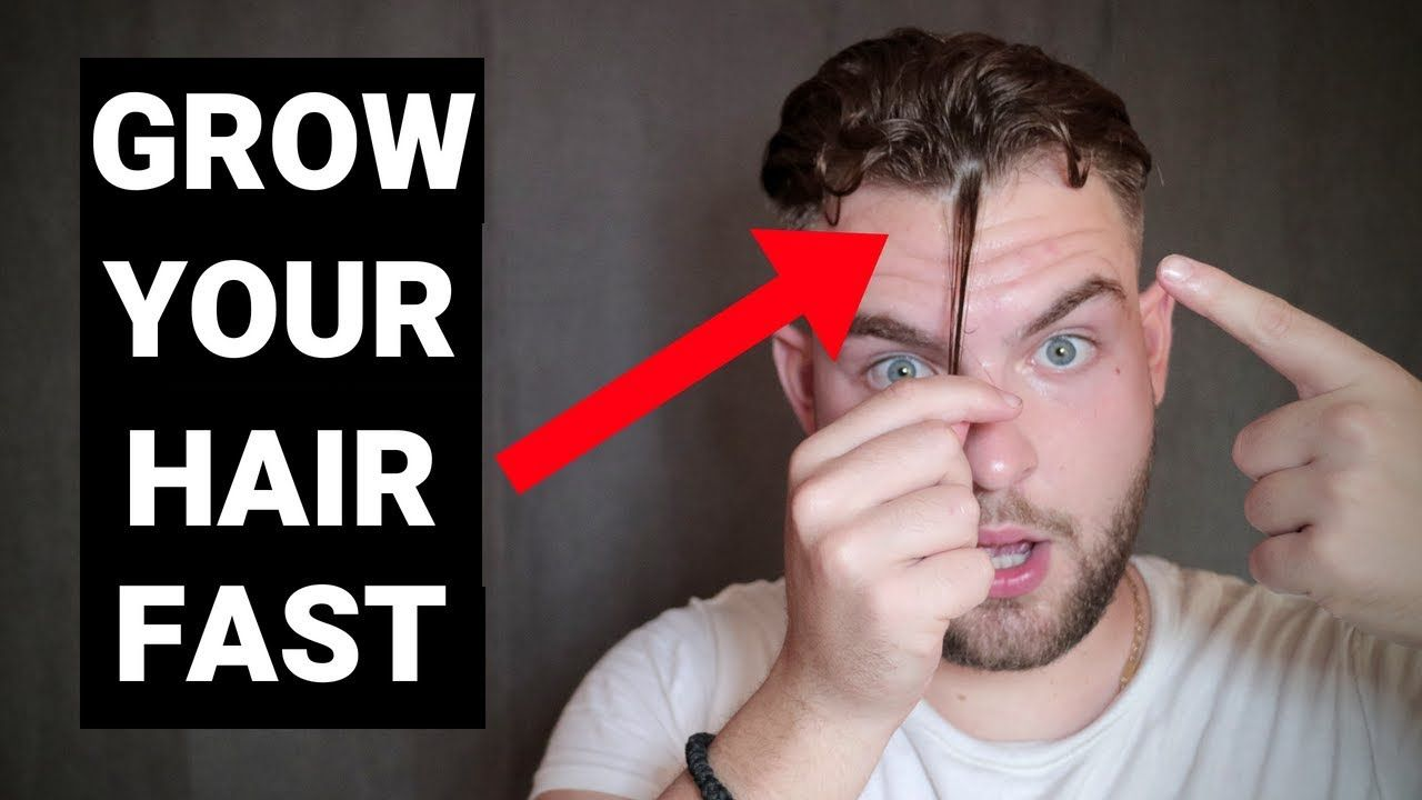 How To Grow Long Hair For Men 5 Tips On How To Make Hair Grow Faster Grow Hair Faster Make Hair Grow Faster Grow Long Hair