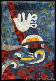 Quilt Inspiration: Waves of Peace