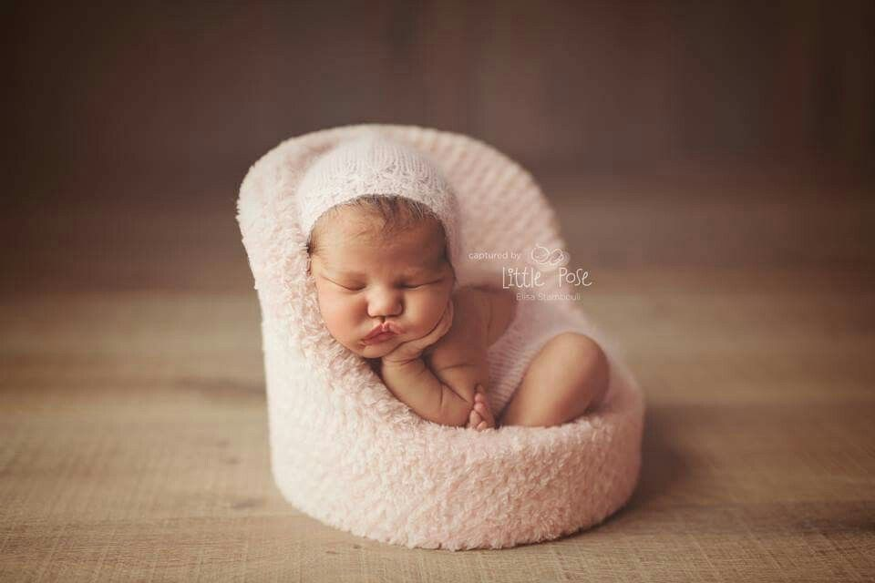 Photography · pose · chairsbedsnewborn