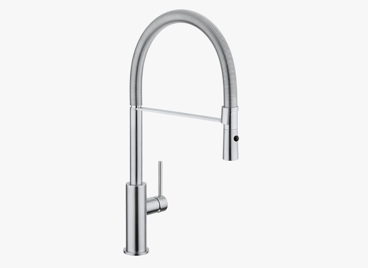 Cocoon Mono 14 Kitchen Tap With Pullout Spray  Kitchen Mixer Custom Kitchen Taps Decorating Inspiration