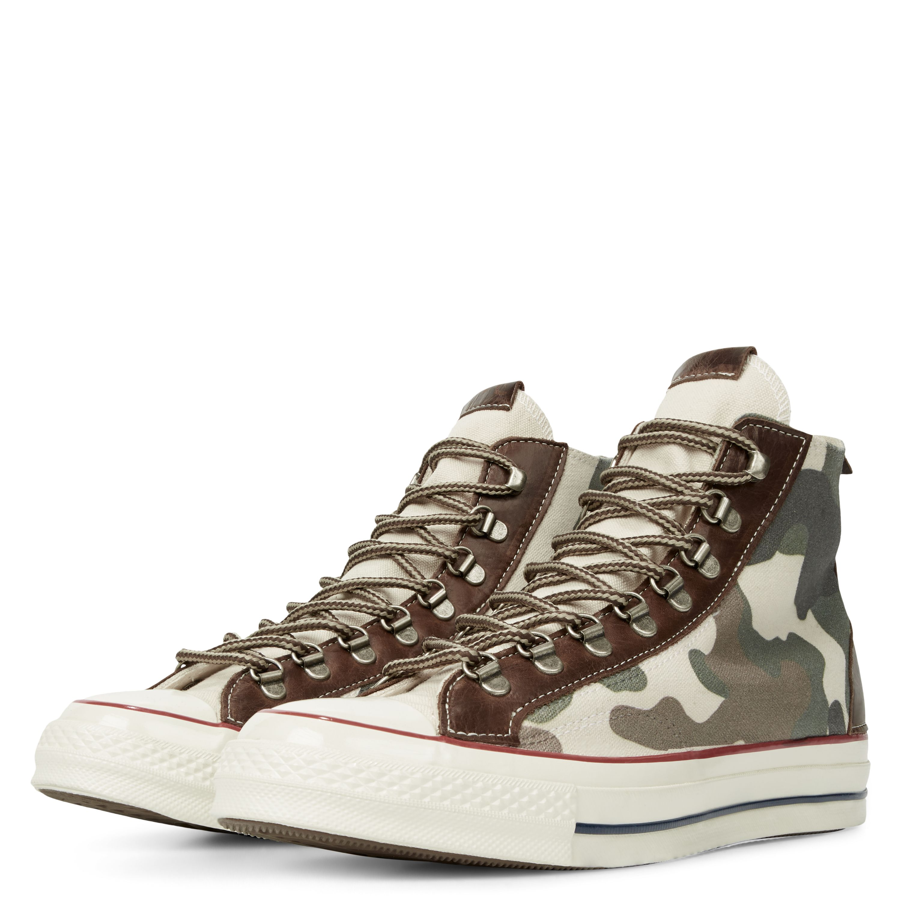 converse homme camouflage