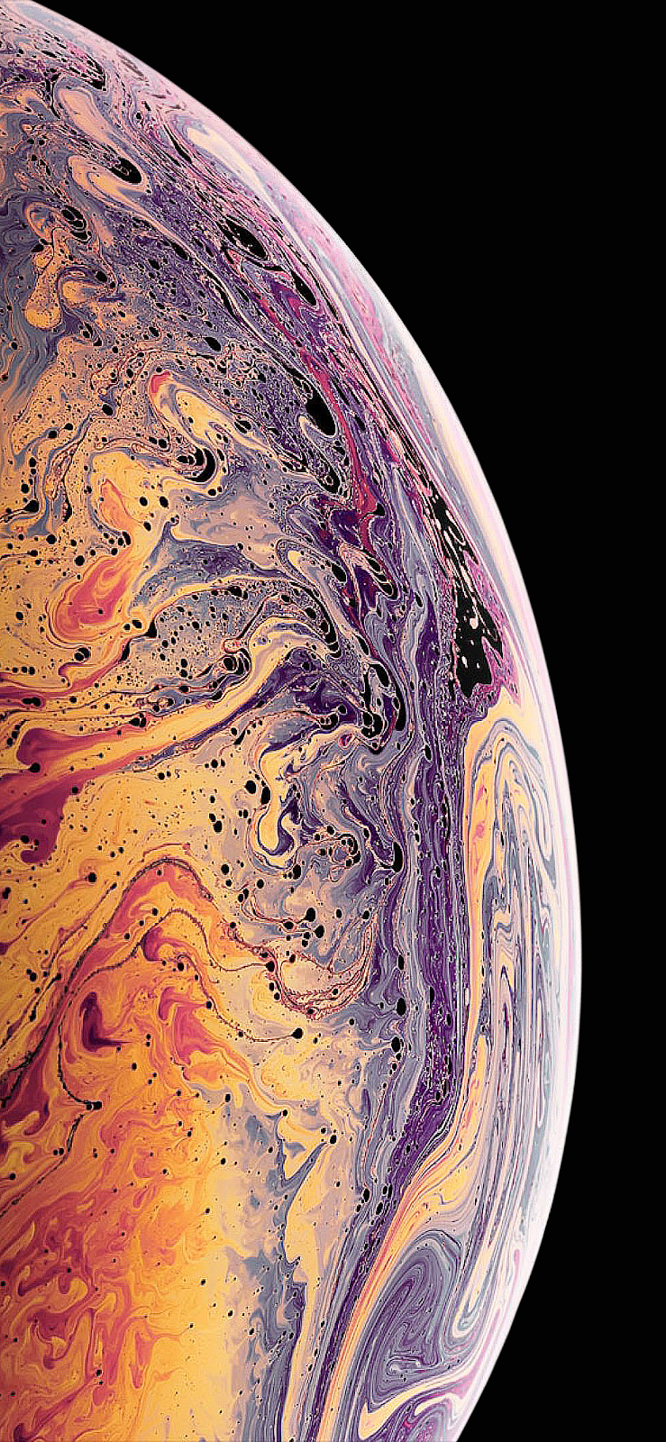 Iphone Xs Xs Max Wallpaper 2 Variants By Ar72014 Background