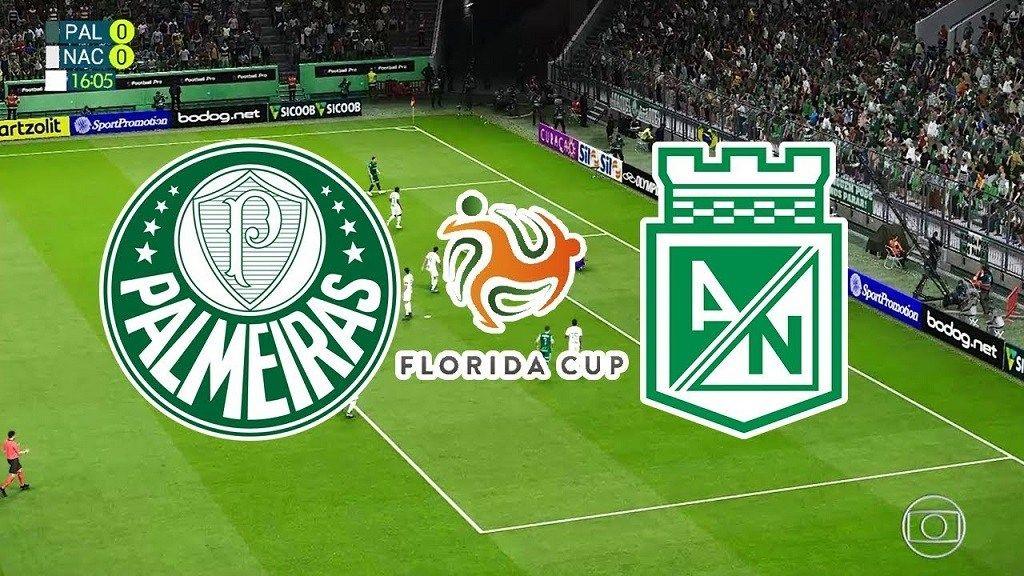 Veja Como Assistir Jogo Do Palmeiras X Atletico Nacional Ao Vivo