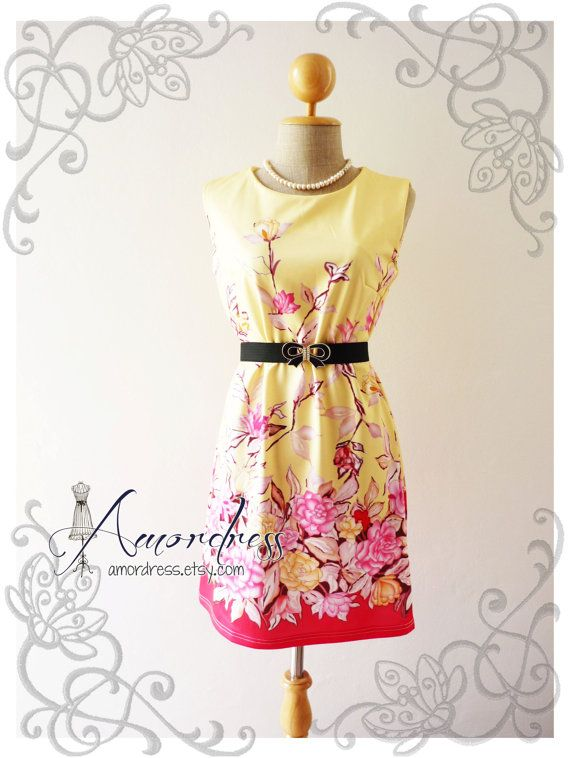 Hey, I found this really awesome Etsy listing at http://www.etsy.com/listing/151433720/sale-wonder-floral-yellow-with-exotic
