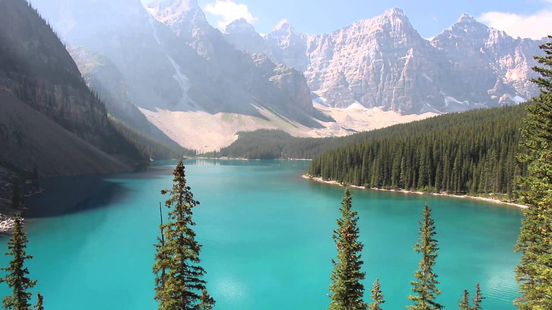 Moraine Lake Alberta Canada Moraine Lake Alberta Canada