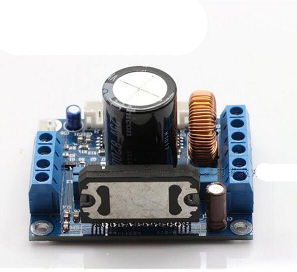 Free Shipping Tda7850 For 12v Car Audio Amplifier Amp Board Diy Kit