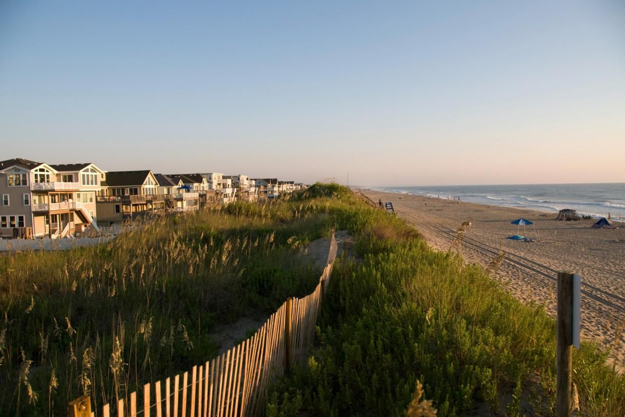 The Outer Banks of North Carolina has long been a top pick